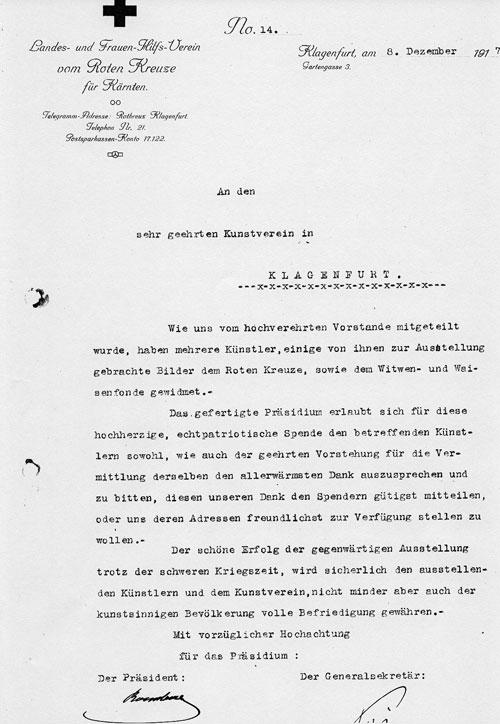 100 Jahre Kunstverein Kärnten